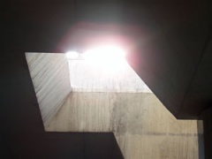 concrete sunroof