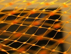 orange netting