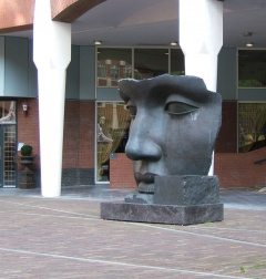 muzenplein sculpture