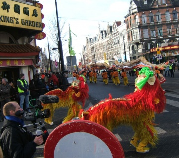 chinese new year in rotterdam, part 2