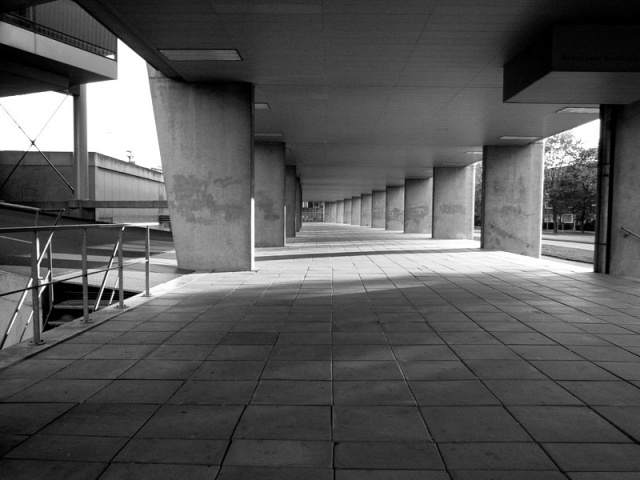Nederlands Architectuurinstituut entrance