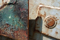 paint and rust