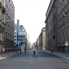 Berlin intersection